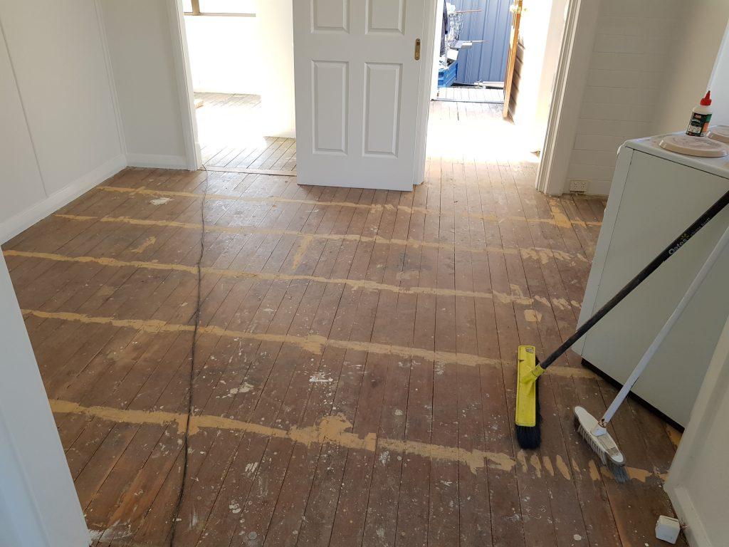 Floor Refinishing -