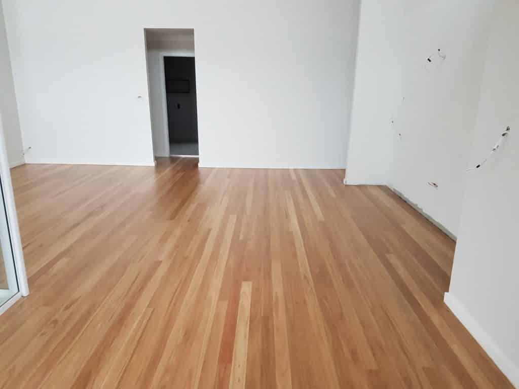Floor Polishing -