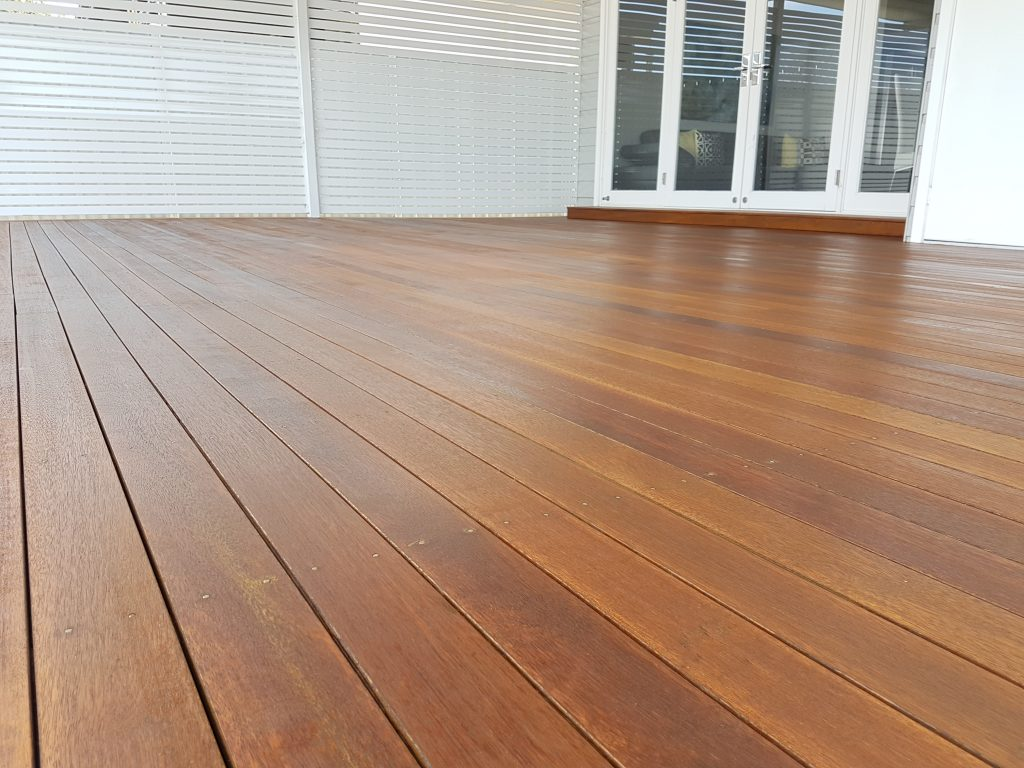 Deck, Patio & Pergola Restoration -