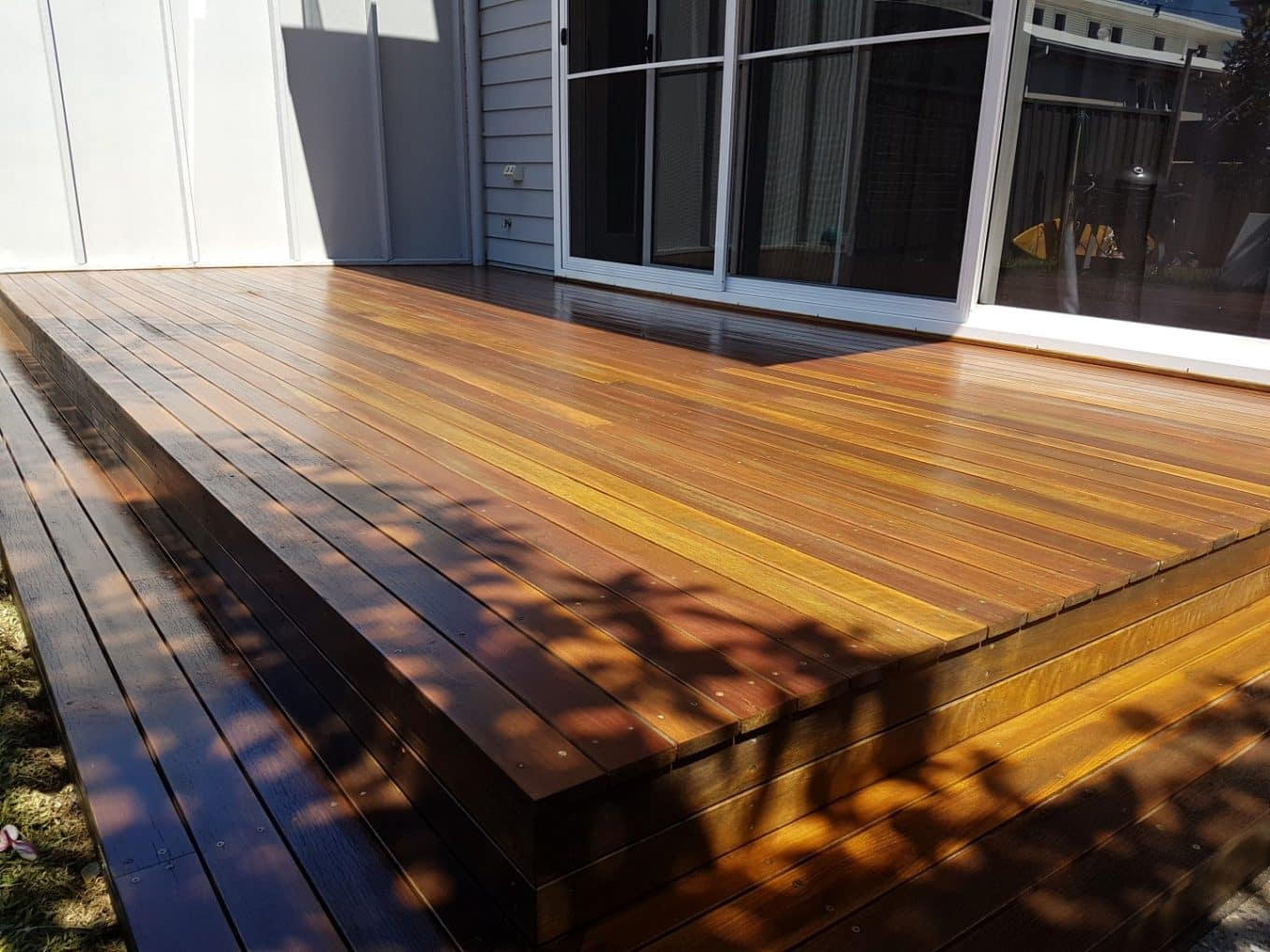 Deck - Merewether -