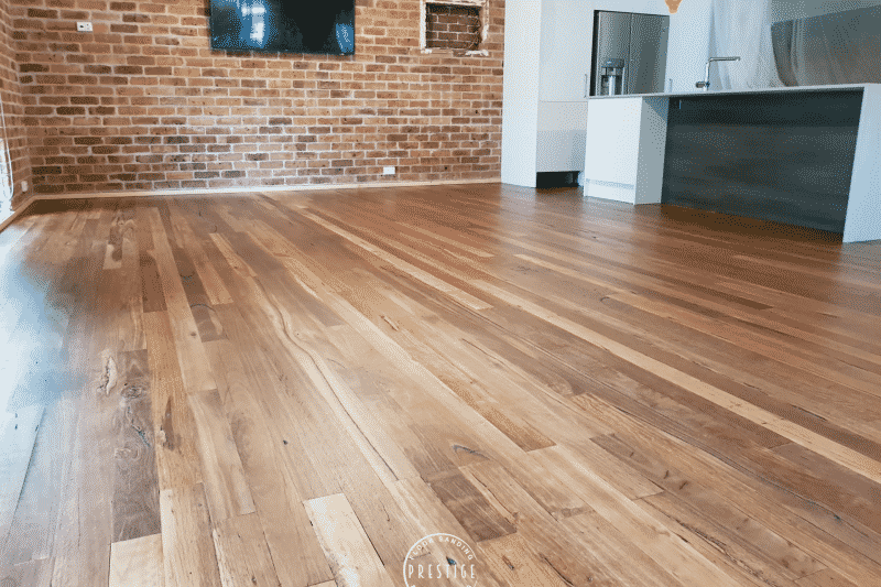 Wallalong - Tallawood with Polycure 2K Water Base Matt finish