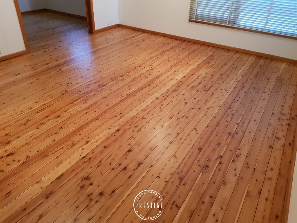 Cypress Pine - Matt Finish, Waratah, Newcastle