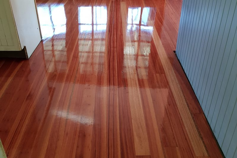 Hardwood Water Base Matt Finish, Prestige Floor Sanding Newcastle