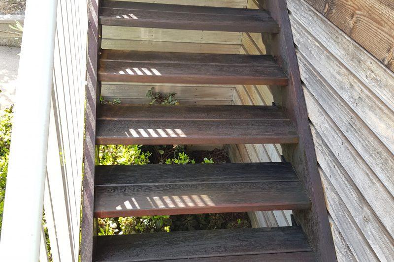 Deck Sanding & Staining, Prestige Floor Sanding & Polishing, Newcastle