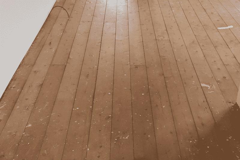 Mixed Pine - Gloss finish - Newcastle Floor Sanding - Prestige Floor