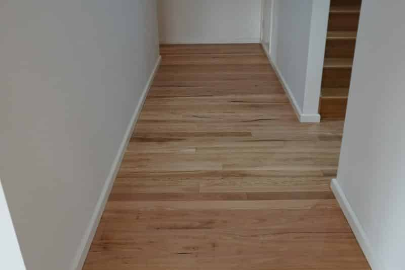BlackButt, 2K Aquaro Pro, Water Base Matt Finish, Prestige Floor Sanding Newcastle