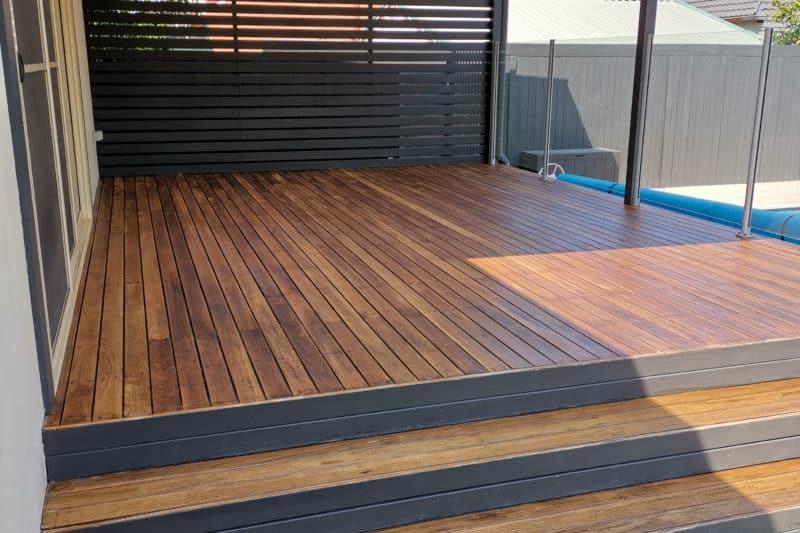 Deck Resurfacing Staining