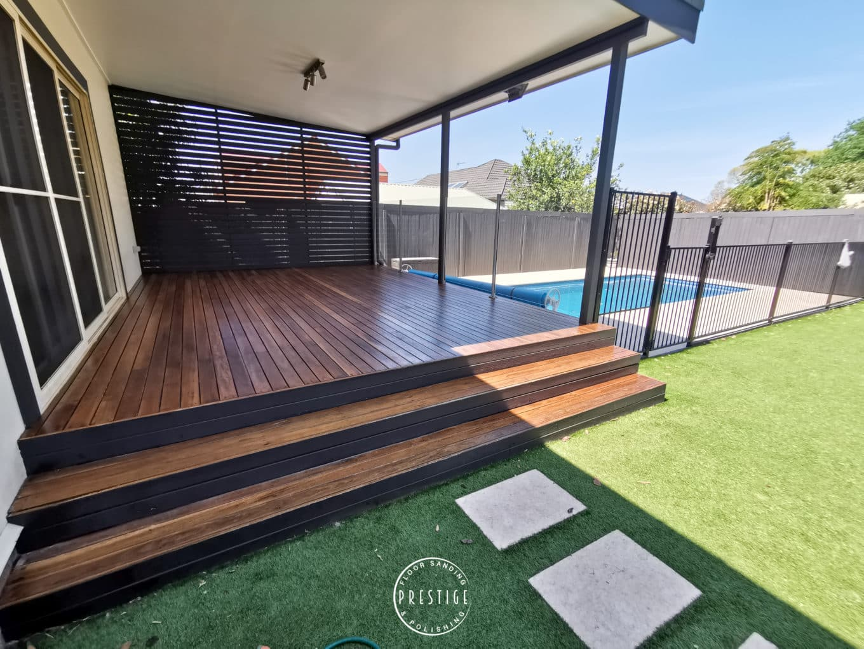 Deck – Mayfield