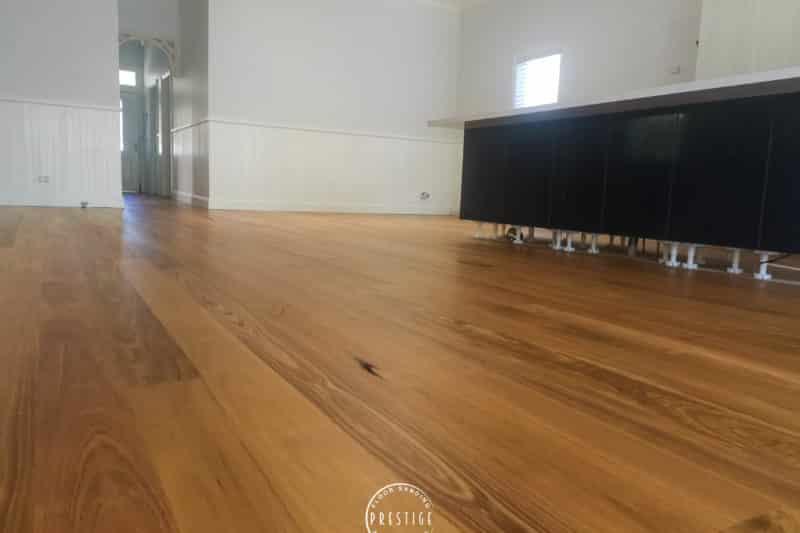 BlackButt Timber, 2K Aquaro Pro Water Base, Merewether, Newcastle Floor Sanding