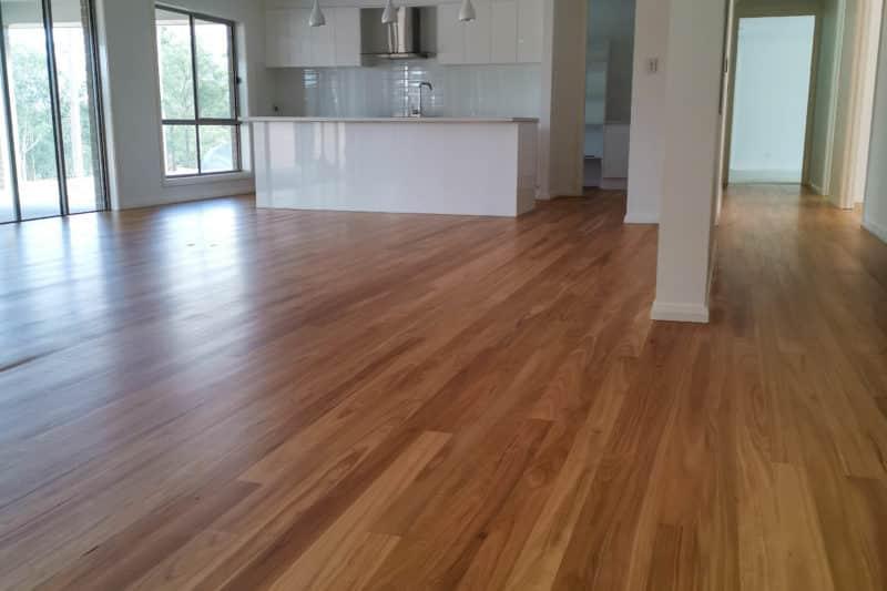 BlackButt Timber, 2K Aquaro Pro Water Base, Louthpark, Floorsanding, Floor Polishing