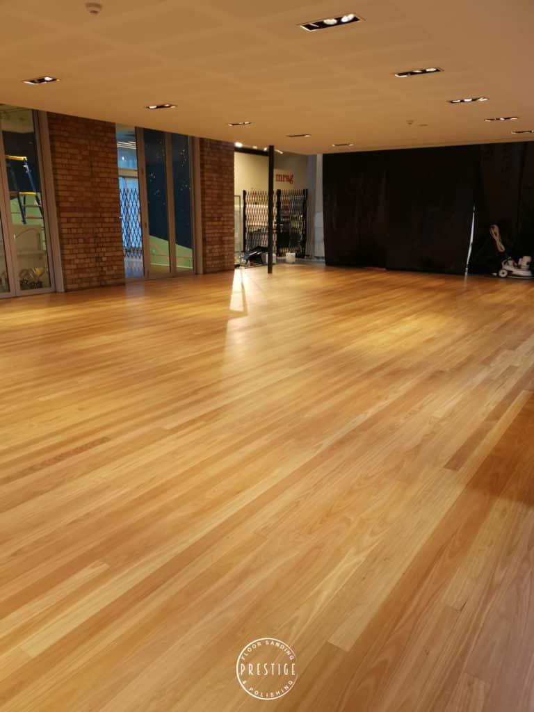 Sanded Floors, Recoated, Timber Floors, 2K Aquaro Pro Water Base, Maitland, Floor Sanding