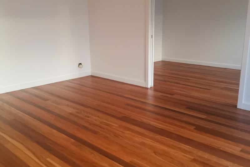 Spotted Gum, 2K Aquaro Pro Water Base, Timber Floor Sanding, Merewther, Newcastle, The Hill