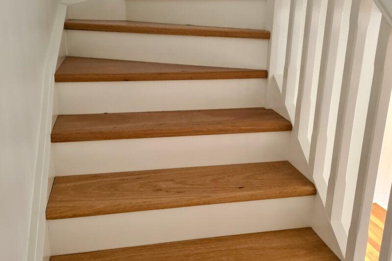 Newcastle Floor Sander, Prestige Floors, Newcastle, Stair Cases