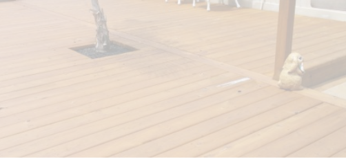 Deck, Patio & Pergola Restoration